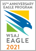 35th Anniversary Eagle Program, WSAJ Eagle 2021