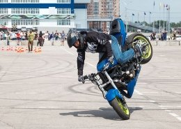 Who's at Fault in a Motorcycle Accident?
