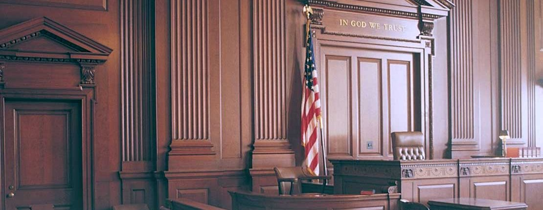Courtroom - Law Office Of Martin W. Hodges